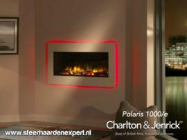 Charlton & Jenrick Polaris 1000 elektrische haard