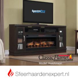 Classicflame TV-meubel Hutchinson elektrische haard CF42-3D