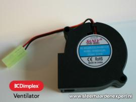 Ventilator Opti-Myst® waterdamp haard - Faber Dimplex