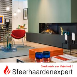 Faber e-Matrix 800/500-II Links/Rechts - luxe elektrische waterdamphaard