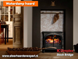 Faber Stockbridge - Elektrische waterdamp haard