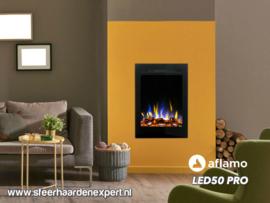 Aflamo LED50 PRO - Elektrische inbouwhaard