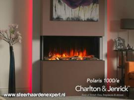 Charlton & Jenrick Polaris 1000-e  3-zijdige haard