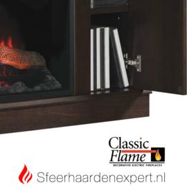 Classicflame Dwell - TV meubel met elektrische LED inbouw sfeerhaard CF26