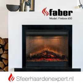 Dimplex Firebox 650 elektrische inbouw sfeerhaard met Optiflame®