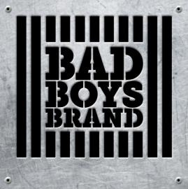 Badboys Brand Mini-Me - Tuinhaard / Buitenhaard ( houthaard )