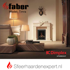 Faber Dimplex Timra - Elektrische inbouwhaard