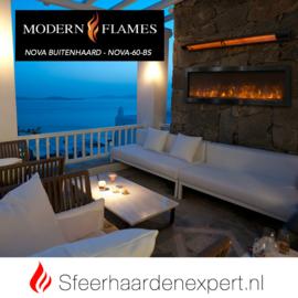 Modern Flames - Tuinhaard Nova 60 NOVA-60-BS  ( 152,4 x 47,9 cm )