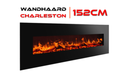 Aflamo Charleston XXL - De elektrische sfeerhaard 152cm