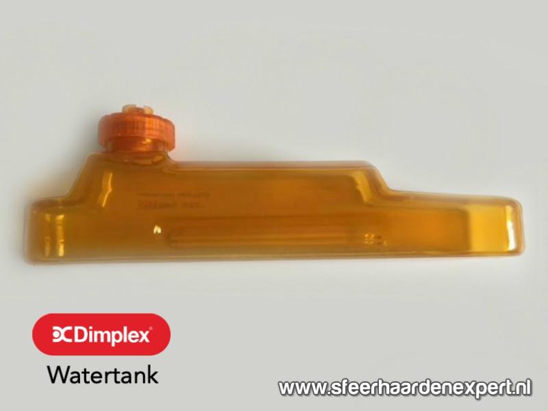 Tank oranje voor inbouw waterdamp haarden - Faber Dimplex