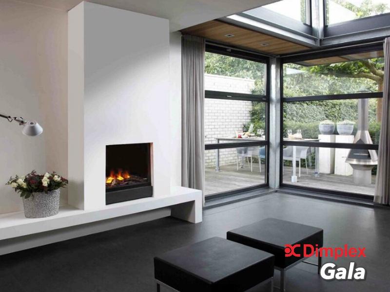 Faber Gala - Elektrische waterdamp haard