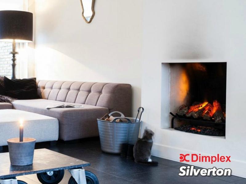 Dimplex Silverton - Elektrische waterdamp haard