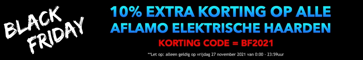 Black Friday korting