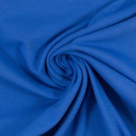 Boordstof: Royal blue (Swafing kleur 255) Rondgebreid 48 cm. Per 25 cm