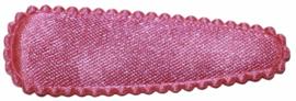 kniphoesje roze satijn 5 cm