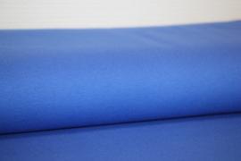 Kobaltblauwe boordstof. Rondgebreid 48 cm. Per 25 cm