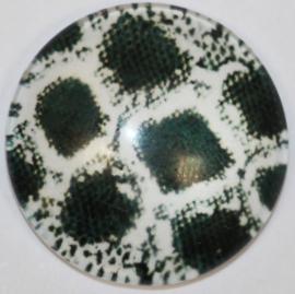 Glascabochon 20mm animal print (19)