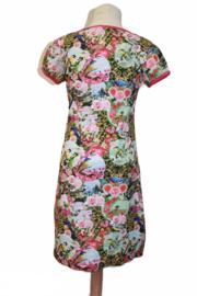 Dress birds & flowers 128-152