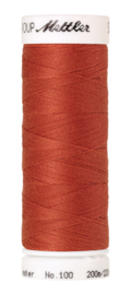 Amann Seralon machinegaren kleur Reddish Ocher 1288