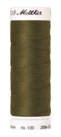 Amann Seralon machinegaren kleur Olive Drab 0420