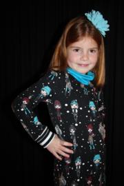 Girls winter dress