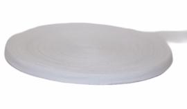 Keperband wit 10 mm, per meter