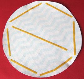 Stylefix - farbenmix - vliesdun dubbelzijdig tape 10 meter