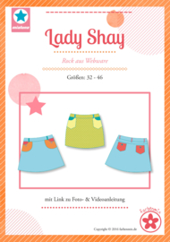 Farbenmix naaipatroon lady shay: voor dames 32-46