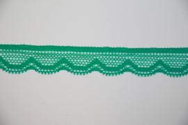 Elastisch kantje seagrass 14 mm per 0,5 meter
