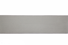 Off-white elastiek 30 mm per 0,5 meter