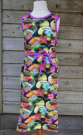 Dress toucan, 86/92-134/140