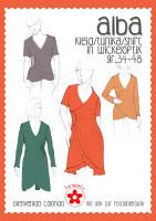 Farbenmix naaipatroon ALBA voor dames 34 - 48