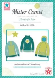 Farbenmix naaipatroon Mister Comet XS-XXXL