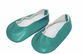 Ballerina blauw voor babyborn