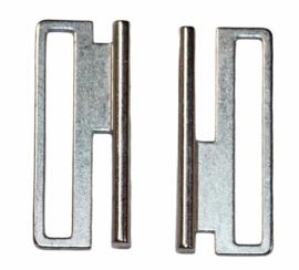 Riem sluiting metaal 40mm