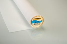 Vlieseline geweven G785 90 cm breed per meter kleur wit