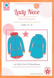 Farbenmix papier naaipatroon LADY NEVE dames  32-46