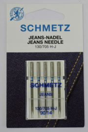 Schmetz Jeans machinenaalden 90 /14