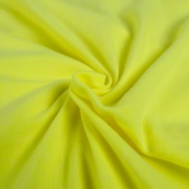 Tricot: neongeel per 25 cm
