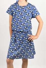 Lillesol & Pelle girl tricot jurk en shirtmaat 80-164