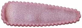 kniphoesje satijn lichtroze 5 cm