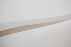 Mat- transparant elastiek 10 mm breed per meter