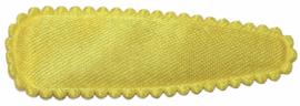 kniphoesje satijn zonnig geel 5 cm