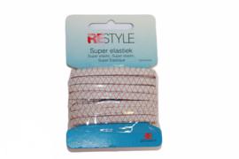 Kaart elastiek RESTYLE 4,5 mm: 10 meter
