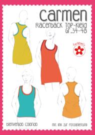 Farbenmix papier patroon Carmen 34-48