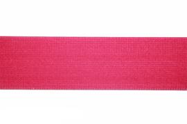 Fuchsia roze elastiek 30 mm per 0,5 meter