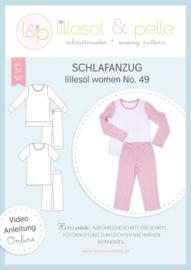 Lillesol & Pelle women pyjama maat 34 t/m 50