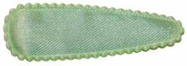 kniphoesje mintgroen satijn 5 cm