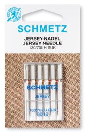 Schmetz jersey machinenaalden 80 / 12