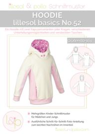 Lillesol & Pelle girls+boys Hoodie Maat 80-164